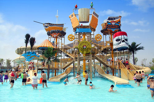 Arab Emirates Gulf Water Park