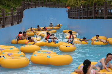 चीन Gaint Water Park Lazy River Equipment / Water Games Playground Equipment आपूर्तिकर्ता