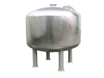 चीन Fiberglass / Stainless Steel Filter for Water Park Wave Pool Treating Equipments आपूर्तिकर्ता