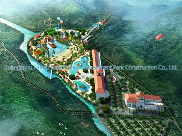 चीन Amusement Water Park Conceptual Design / Professional Design Team for Water Park आपूर्तिकर्ता