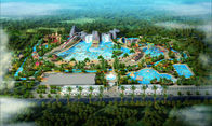 चीन Safety Large Scale Waterpark Project Design For Outdoor Water Theme Park फैक्टरी