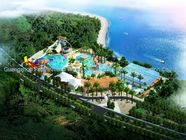 चीन Water Park Conceptual Design / Customized Water Park / Professional Water Park Constructs Team कंपनी
