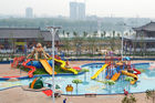 चीन Amusement Waterpark Project, Gaint Water Park Equipment Kids Theming Water Park Slide कंपनी