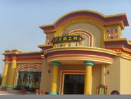 चीन Customized Theme Park Projects , Water Park Construction With Fiberglass Material फैक्टरी