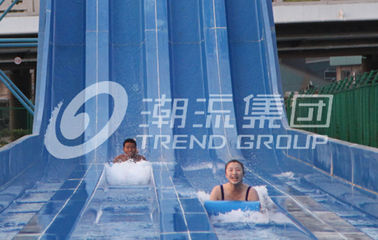 चीन Hot Sale Outdoor Fiberglass Water Slides for Adult Used in Amusement Waterpark फैक्टरी