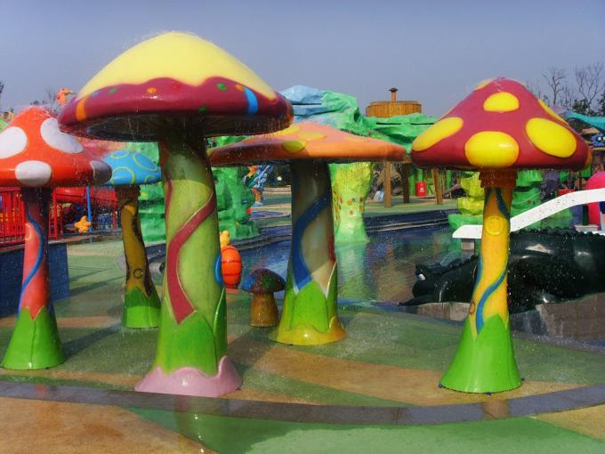 Customized Waterpark Project, Water Park Construction / Customized Water Slide